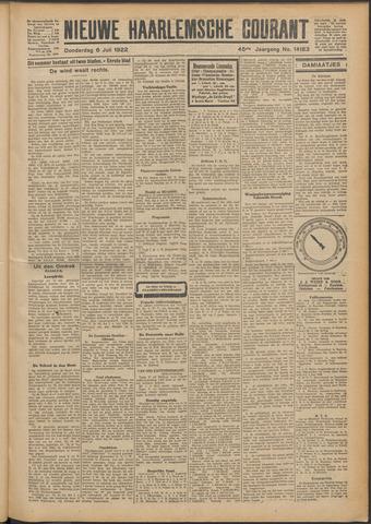 Nieuwe Haarlemsche Courant 1922-07-06