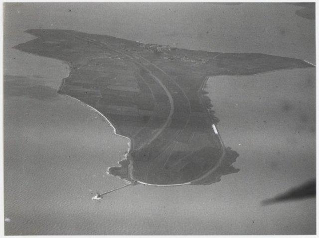 Luchtfoto eiland K.L.M. Aerocarto N.V.