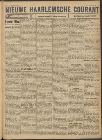 Nieuwe Haarlemsche Courant 1921-02-18