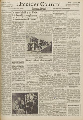 IJmuider Courant 1948-11-05