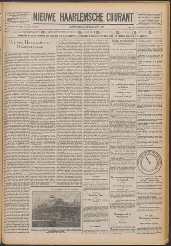 Nieuwe Haarlemsche Courant 1930-03-20
