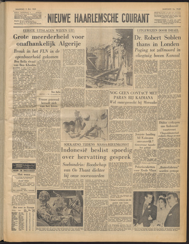 Nieuwe Haarlemsche Courant 1962-07-02