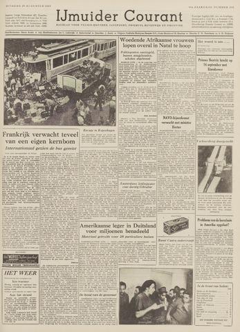 IJmuider Courant 1959-08-18