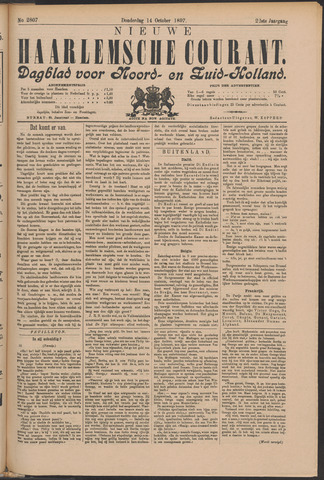 Nieuwe Haarlemsche Courant 1897-10-14