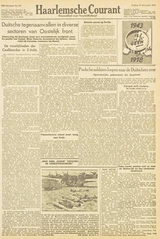 Haarlemsche Courant 1943-11-19