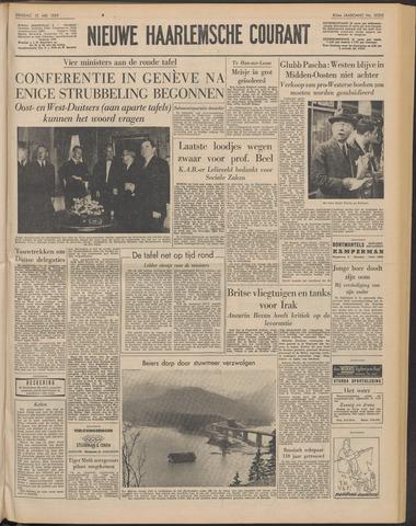 Nieuwe Haarlemsche Courant 1959-05-12