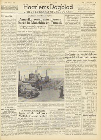 Haarlem's Dagblad 1954-03-25