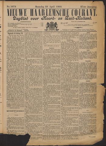 Nieuwe Haarlemsche Courant 1902-04-28