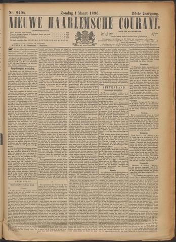 Nieuwe Haarlemsche Courant 1896-03-01