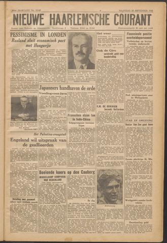 Nieuwe Haarlemsche Courant 1945-09-24