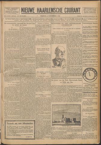 Nieuwe Haarlemsche Courant 1928-11-02