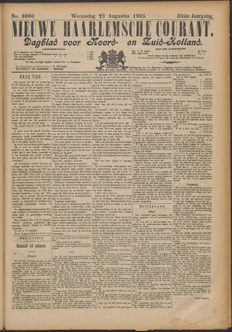 Nieuwe Haarlemsche Courant 1905-08-23