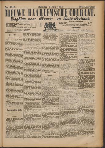 Nieuwe Haarlemsche Courant 1905-06-05
