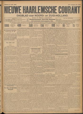 Nieuwe Haarlemsche Courant 1909-08-27