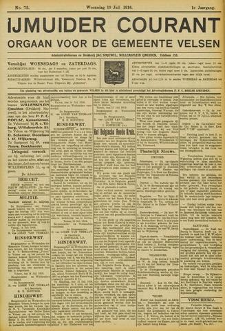 IJmuider Courant 1916-07-19
