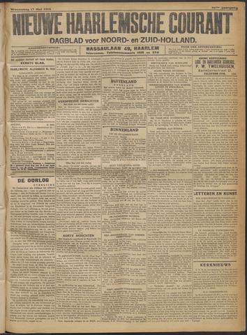 Nieuwe Haarlemsche Courant 1916-05-17