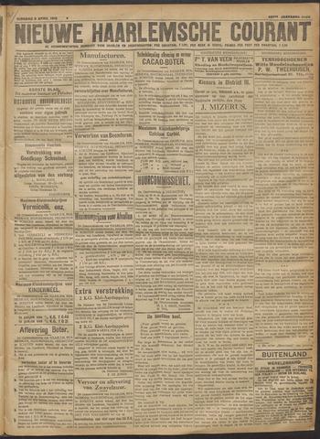 Nieuwe Haarlemsche Courant 1918-04-09