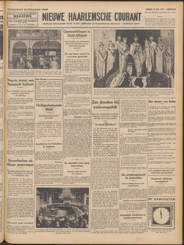 Nieuwe Haarlemsche Courant 1937-05-18