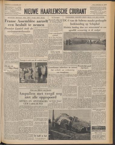 Nieuwe Haarlemsche Courant 1953-11-26