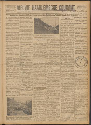 Nieuwe Haarlemsche Courant 1927-07-12