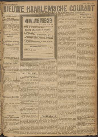 Nieuwe Haarlemsche Courant 1917-12-22