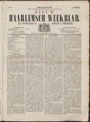 Nieuwe Haarlemsche Courant 1876-04-30