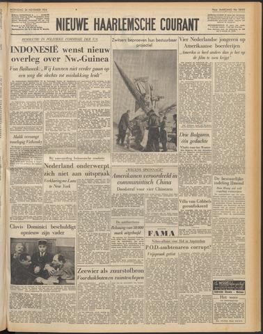 Nieuwe Haarlemsche Courant 1954-11-24