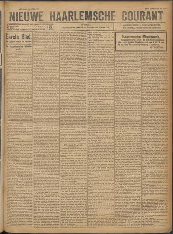 Nieuwe Haarlemsche Courant 1921-04-25