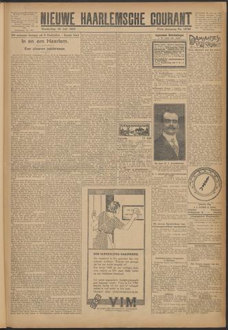 Nieuwe Haarlemsche Courant 1924-07-10