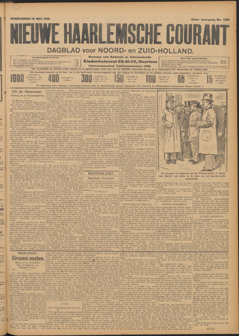 Nieuwe Haarlemsche Courant 1910-05-12