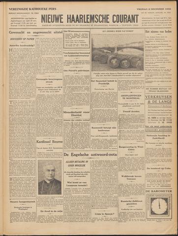 Nieuwe Haarlemsche Courant 1932-12-02