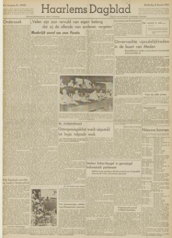Haarlem's Dagblad 1947