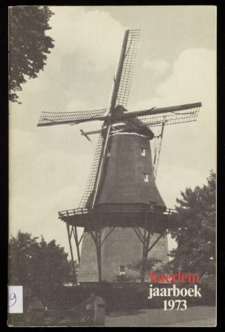 Jaarverslagen en Jaarboeken Vereniging Haerlem 1973