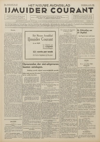IJmuider Courant 1938-01-06
