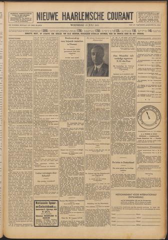 Nieuwe Haarlemsche Courant 1931-07-15