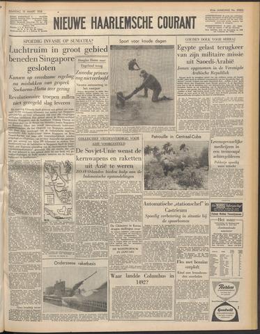 Nieuwe Haarlemsche Courant 1958-03-10