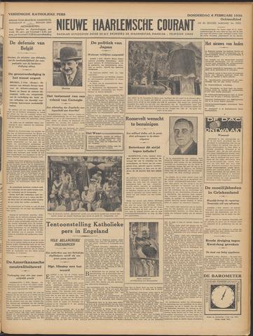 Nieuwe Haarlemsche Courant 1936-02-06
