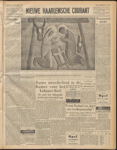 Nieuwe Haarlemsche Courant 1958-12-24