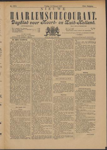 Nieuwe Haarlemsche Courant 1897-02-12