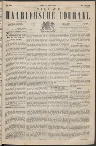 Nieuwe Haarlemsche Courant 1881-03-27