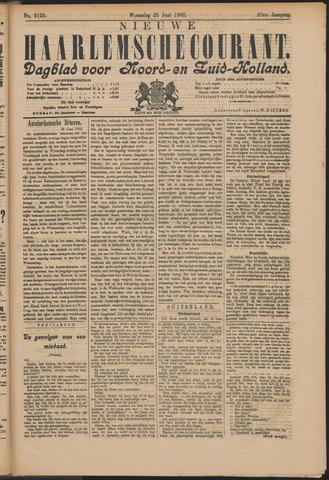 Nieuwe Haarlemsche Courant 1902-06-25