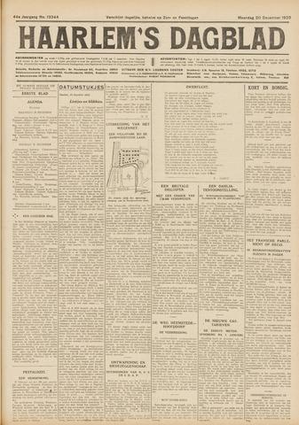 Haarlem's Dagblad 1926-12-20
