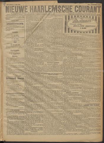 Nieuwe Haarlemsche Courant 1919-06-21