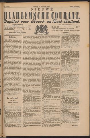 Nieuwe Haarlemsche Courant 1901-10-26