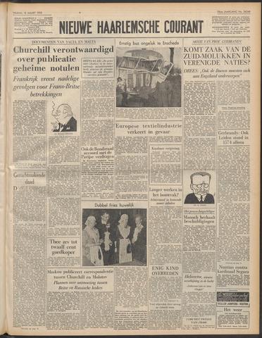 Nieuwe Haarlemsche Courant 1955-03-18