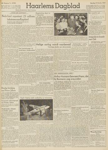 Haarlem's Dagblad 1947-10-11