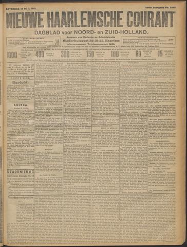 Nieuwe Haarlemsche Courant 1910-10-15