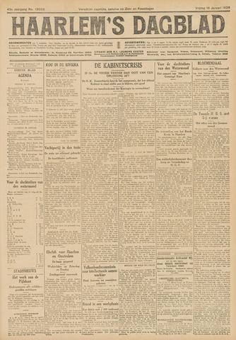 Haarlem's Dagblad 1926-01-15