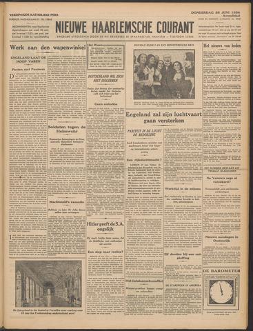 Nieuwe Haarlemsche Courant 1934-06-28