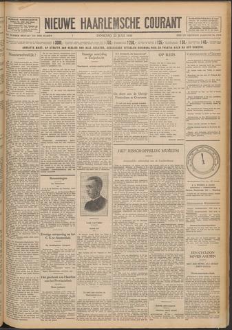 Nieuwe Haarlemsche Courant 1930-07-22